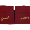 Les Bordelaises - Chaussettes Frenchsunday  - Made In France 4
