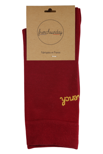 Les Bordelaises - Chaussettes Frenchsunday  - Made In France 2