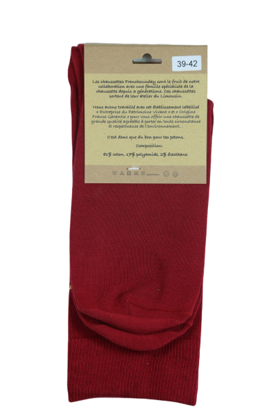 Les Bordelaises - Chaussettes Frenchsunday  - Made In France 3