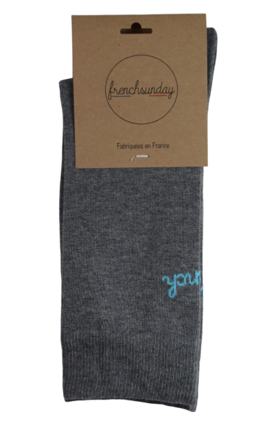 Les Grigris(es) - Chaussettes Frenchsunday  - Made In France 2