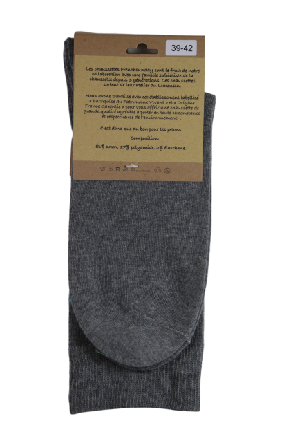 Les Grigris(es) - Chaussettes Frenchsunday  - Made In France 3