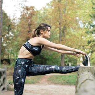 Legging de Yoga GAYA - Equivoque