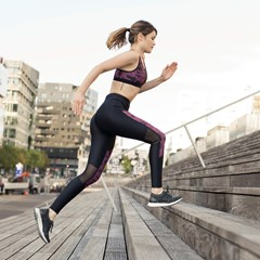 Legging de running - La pointilleuse
