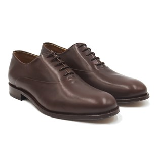 Richelieu Cuir Marron