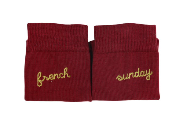 Les Duettistes - Chaussettes Frenchsunday  - Made In France 4