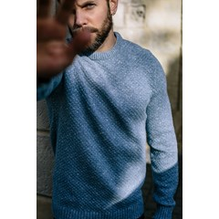 Pull GENERATION - Fibres recyclées - Made in France