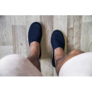 Saola chaussures éco responsables Sequoia Navy Homme
