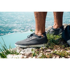 Saola chaussures éco responsables Mindo Charcoal Homme