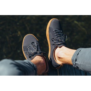 Saola chaussures éco responsables Cannon Obsidian - Homme