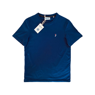 T-shirt 100% recyclé, made in France manches courtes