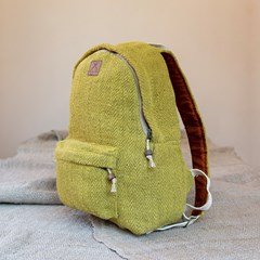 Swastha Curry - Sac en chanvre upcyclé