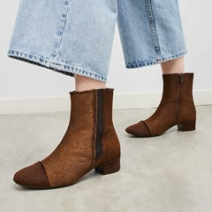 Bottines Laure - Cookie