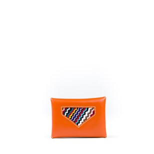 Porte cartes Ltam - Orange