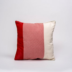 Coussin rouge - HRUH HNUE