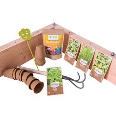 LE PACK POTAGER AROMATES