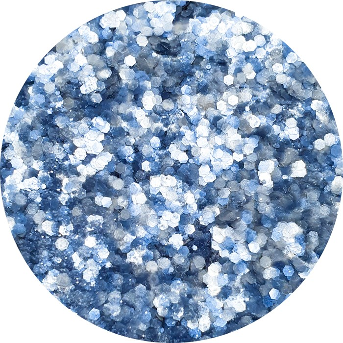 Paillettes biodégradables - Kit Pure 7
