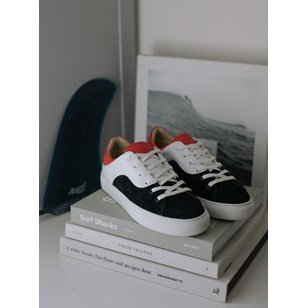 Sneakers homme -  After Surf Evo Black on Red