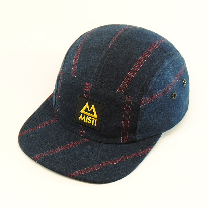 Casquette upcyclée 5 panels - Atitlán 2