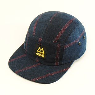 Casquette upcyclée 5 panels - Atitlán