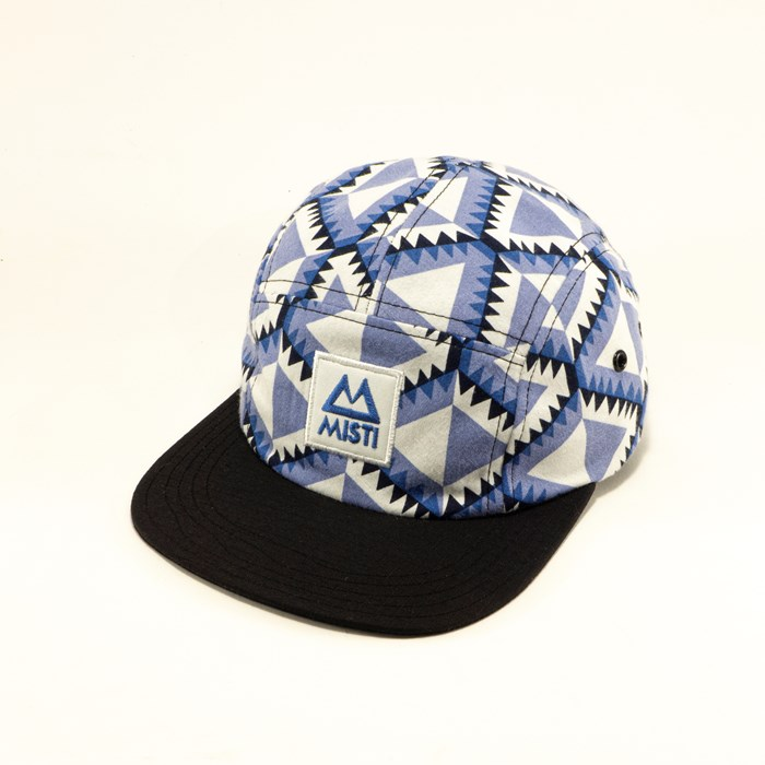Casquette upcyclée 5 panels - Coquimbo 4