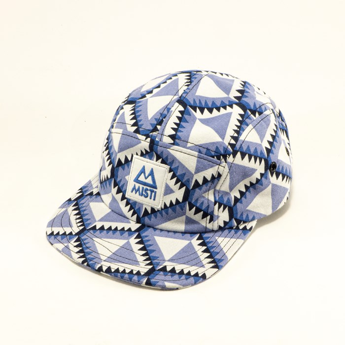 Casquette upcyclée 5 panels - Coquimbo 2
