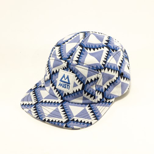 Casquette upcyclée 5 panels - Coquimbo