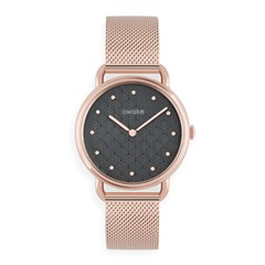 MONTRE ODYSSEE Plume - Mesh