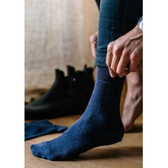 Chaussettes MONTLISOCKS - Made in France - Coton Biologique