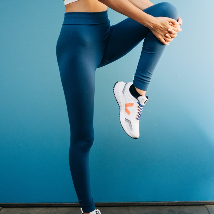 Legging Active GreenFil® - blue opal 3