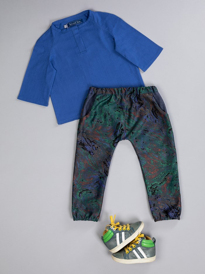 pantalon-boussac-second-sew-tissu-recycle-bebe-enfant-made-in-france
