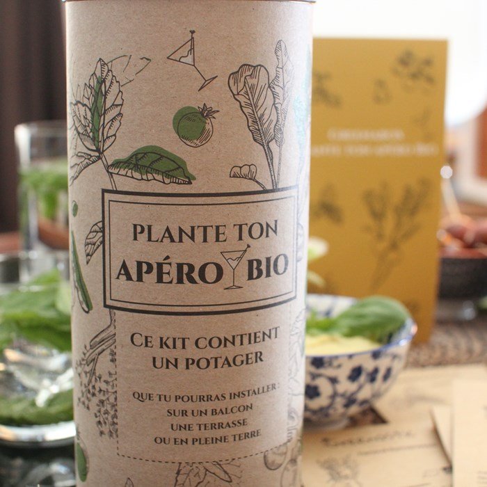 Apérobox - Kit prêt à planter - 100% éco-responsable.  5