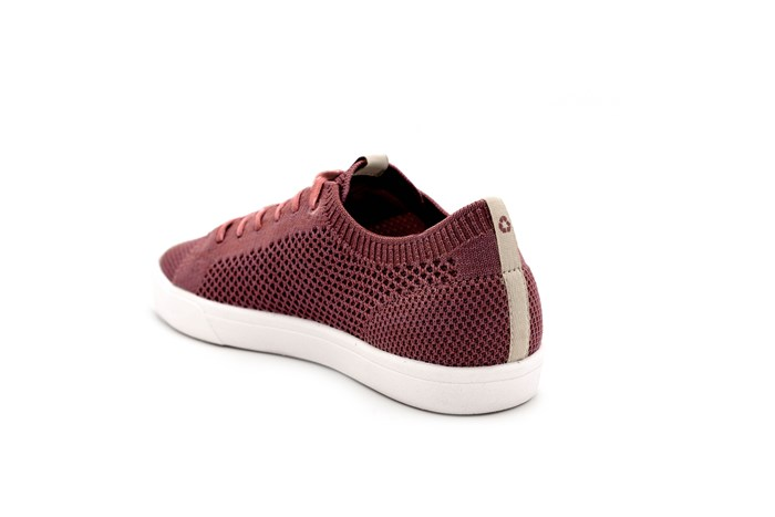Saola chaussures éco responsables Cannon Knit Rusty Red - Femme  3