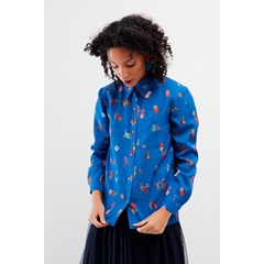 """Chemise """"Cool"""" motif Bal populaire"""