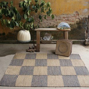 Tapis en fibres naturelles - Chess