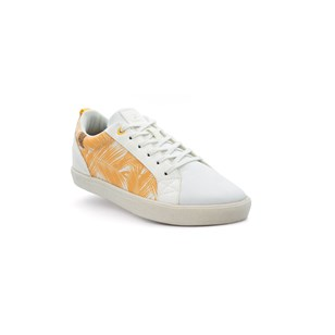 Saola chaussures éco responsables Cannon Spicy Mustard - Femme