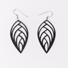 Boucles d'oreilles Marilyn - Upcycling chic - Argent ou plaqué or 4
