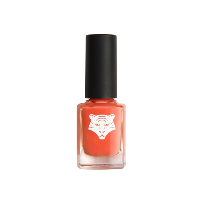 "Vernis à ongles naturel & vegan 195 ORANGE CORAIL ""SEIZE THE MOMENT"" 3"