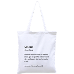 Totebag Amour
