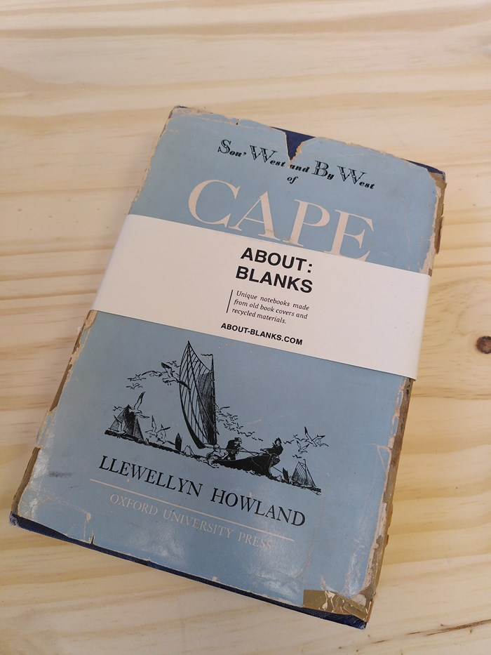 "NOT A BOOK A NOTEBOOK ! ""CAPE COD"" de About Blanks 2"