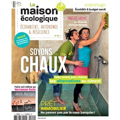 N°122 Avril-Mai 2021 : Soyons chaux