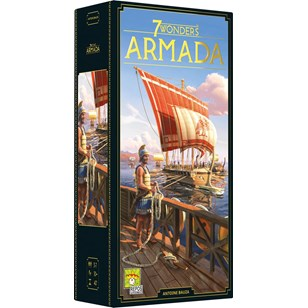 7 Wonders Extension Armada - Edition 2020