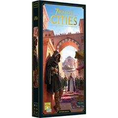 7 Wonders (Edition 2020) : Cities