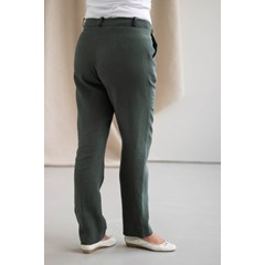 Pantalon droit 100% Lin - AUTHENTIQUE