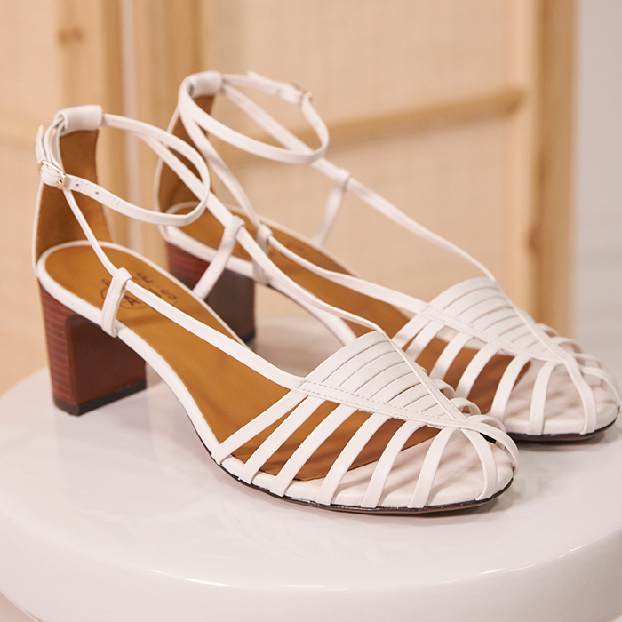 Chaussure-sandales-ecoresponsable-etreamis-modele-brune-cuir-colori-blanc-made-in-Portugal