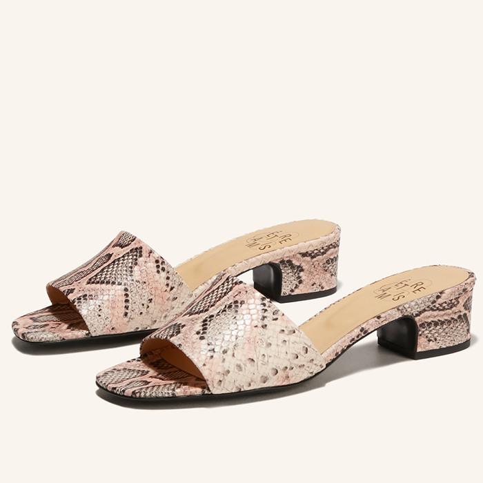 Chaussure-mules-ecoresponsable-etreamis-modele-gloria-cuir-colori-rose-made-in-Portugal