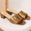 Chaussure-mules-ecoresponsable-etreamis-modele-gloria-cuir-colori-dore-made-in-Portugal