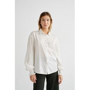 Blouse blanche - Ceres de Thinking MU