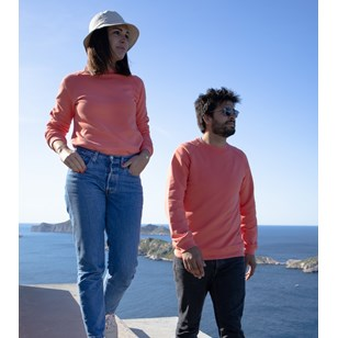 Sweatshirt Corail - recyclé et Made in France