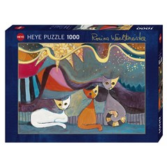 Puzzle Heye - Wachtmeister Yellow Ribbon - 1000 Pièces