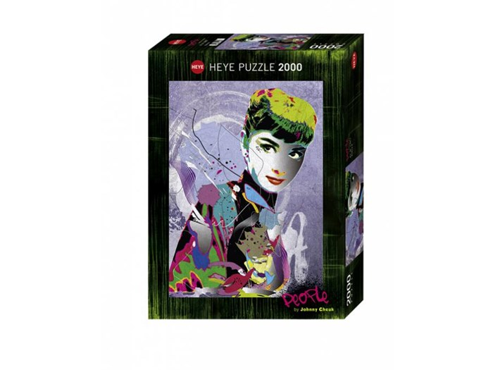 Puzzle 2000p People Cheuk Audrey II 2